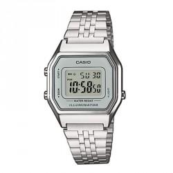 Reloj Casio  plateado LA680WEA-7EF