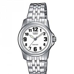 Reloj Casio  plateado LTP-1260PD-7BEF