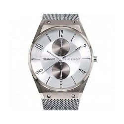 Reloj Viceroy Hombre 42325-87 Malla Multifunción Titanio