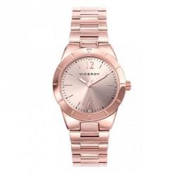 Reloj Viceroy Mujer 40870-95 Acero Rosado