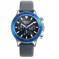 Reloj Viceroy Hombre 471117-57 Goma Crono
