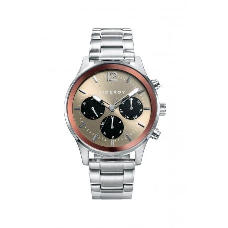 c36716ee8405 Reloj Viceroy 401041-57 de hombre NEW con caja y brazalete de acero ...