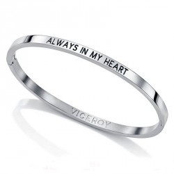 PULSERA VICEROY ACERO MUJER ALWAYS IN MY HEART 90052P01010