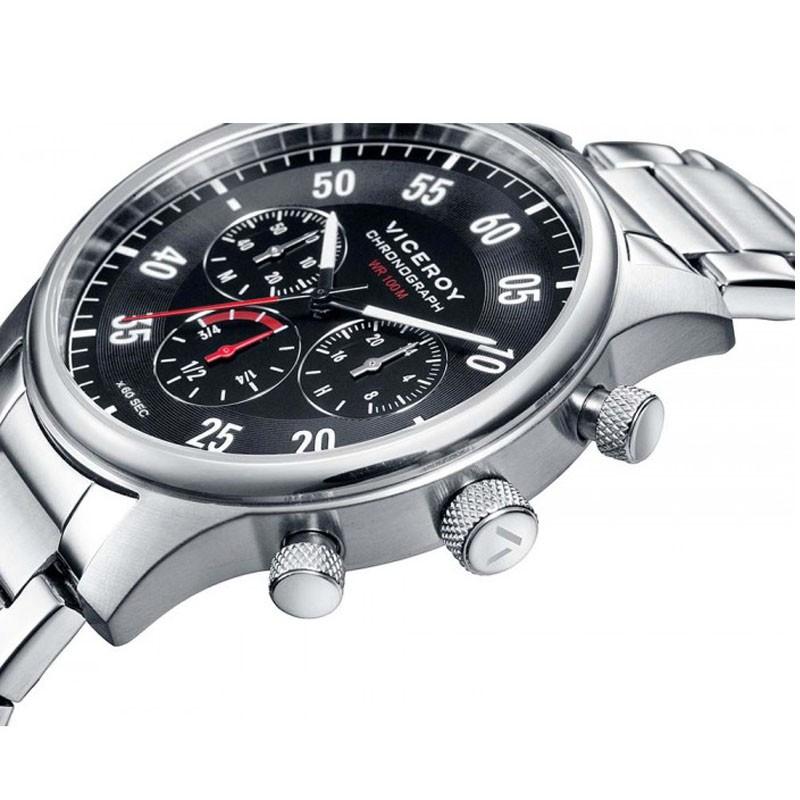 4ea3143bd5ee ... Reloj Viceroy 46723-54 cronógrafo hombre heat ...