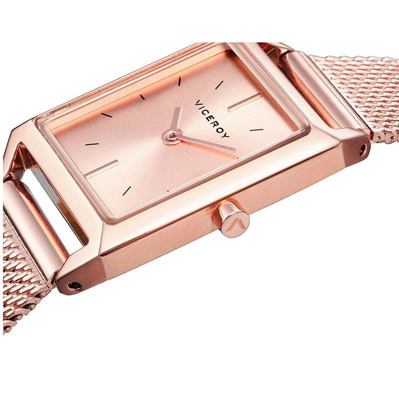 49aa2cd2a284 Reloj Viceroy Mujer 471130-97 Malla Acero Air