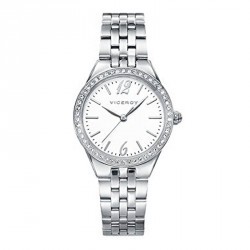Reloj Viceroy Mujer 42232-05 Acero y circonitas
