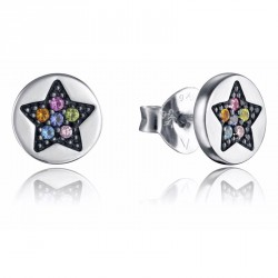 Pendientes Viceroy Jewels 7090E000-39 Plata de Ley