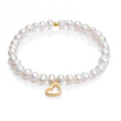 Pulsera Niña Viceroy Kids 6005P100-60 Perlas Blancas