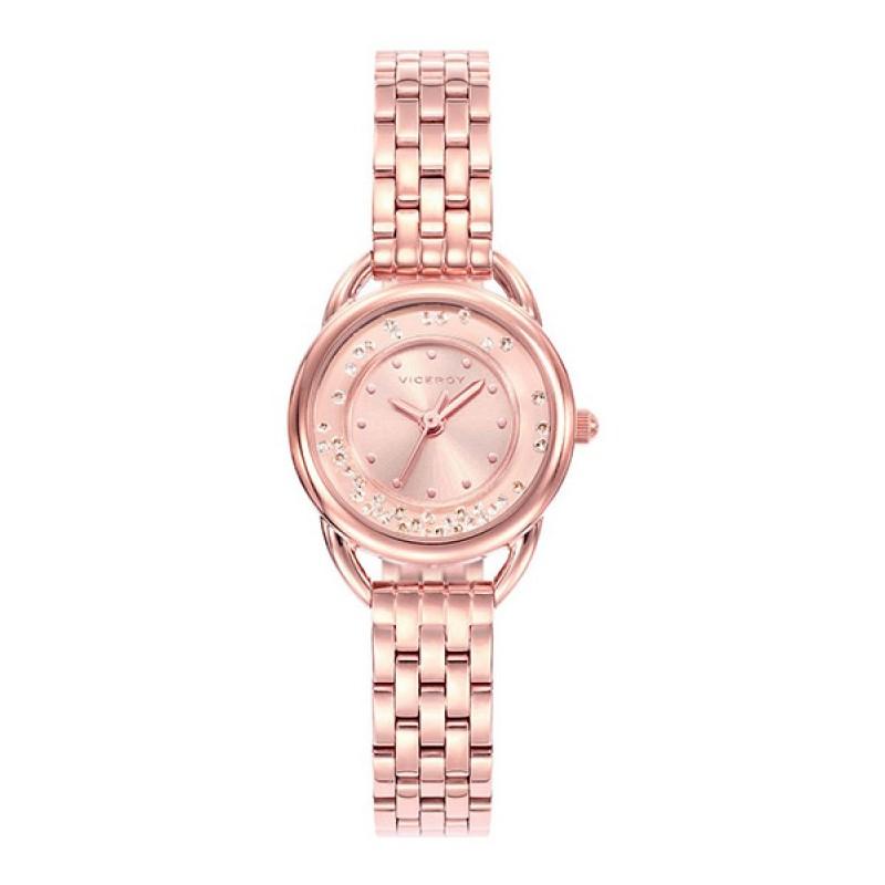 19e360f4c297 Reloj Viceroy Niña 401012-90 Acero Comunión