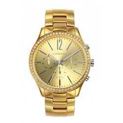 Reloj Viceroy hombre acero color dorado 46856-25