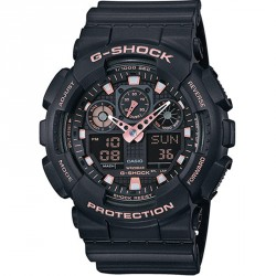Reloj Casio G-shock GA-100GBX-1A4ER hombre