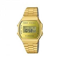 Reloj Casio dorado A168WEGM-9EF