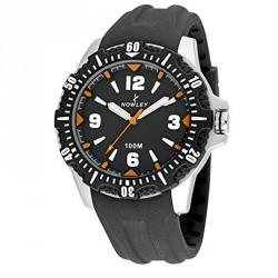 Reloj NOWLEY  correa de silicona negro 8-6191-0-3