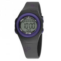 Reloj NOWLEY digital cadete correa de caucho negro  8-6187-0-4