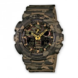 Reloj Casio G-shock GA-100CM-5AER hombre