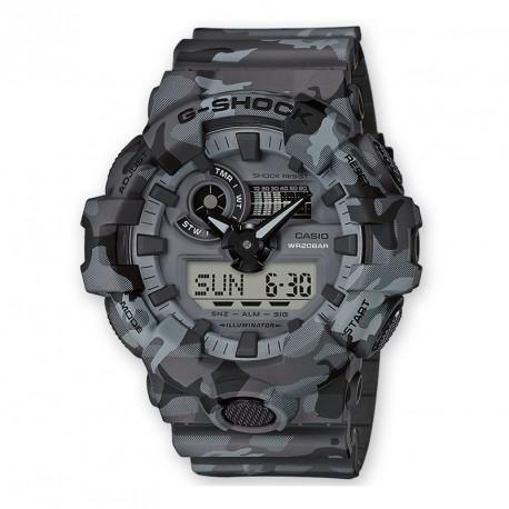 7167038449e6 Reloj Casio G-shock GA-700CM-8AER reloj hombre