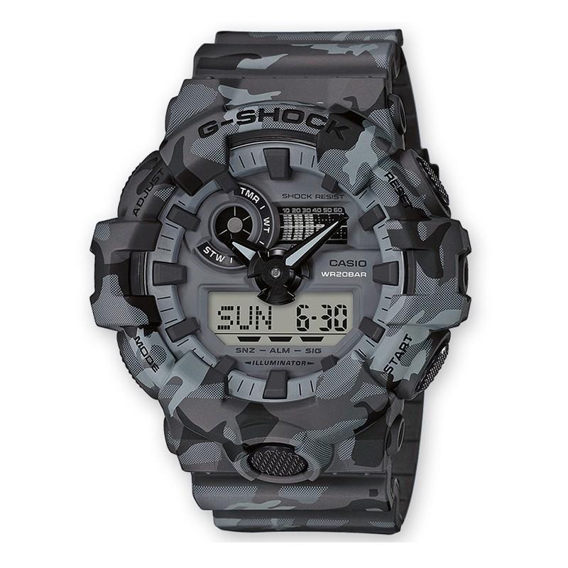 Reloj Casio G-shock GA-700CM-8AER reloj hombre 837860c43504