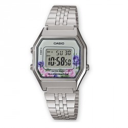 Reloj Casio plateado LA680WEA-4CEF