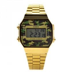 Reloj Casio dorado A168WEGC-3EF