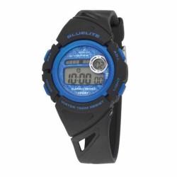 Reloj NOWLEY digital cadete correa de caucho negro  8-6237-0-1