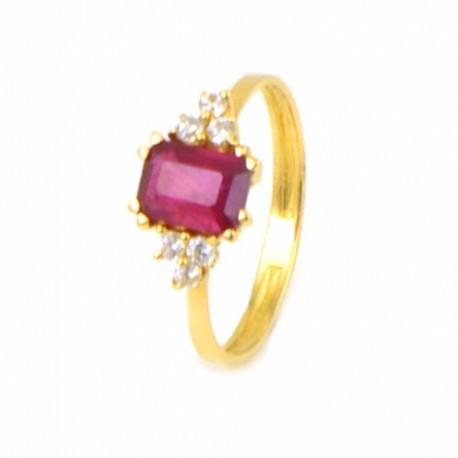 562a4bcd anillo-oro amarillo-18-kilates rubí