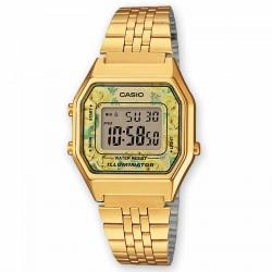 Reloj Casio dorado LA680WEGA-9EF