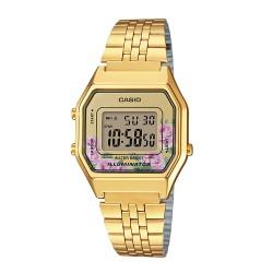 Reloj Casio dorado LA680WEGA-4CEF