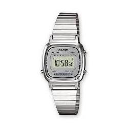 Reloj Casio plateado mujer