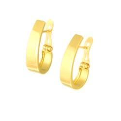 Pendientes oro  amarillo18 kts