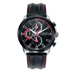 Reloj Viceroy Hombre 46731-57 Piel Negra