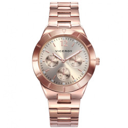 Reloj  Viceroy mujer ip rosa 401090-35