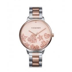 Reloj  Viceroy mujer 461144-90 colección KISS