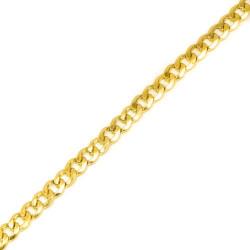 Pulsera oro 18 kts hombre