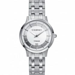 Reloj Viceroy mujer titanio