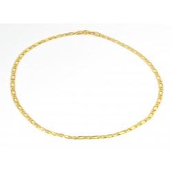 Cadena de oro 18 kts maciza